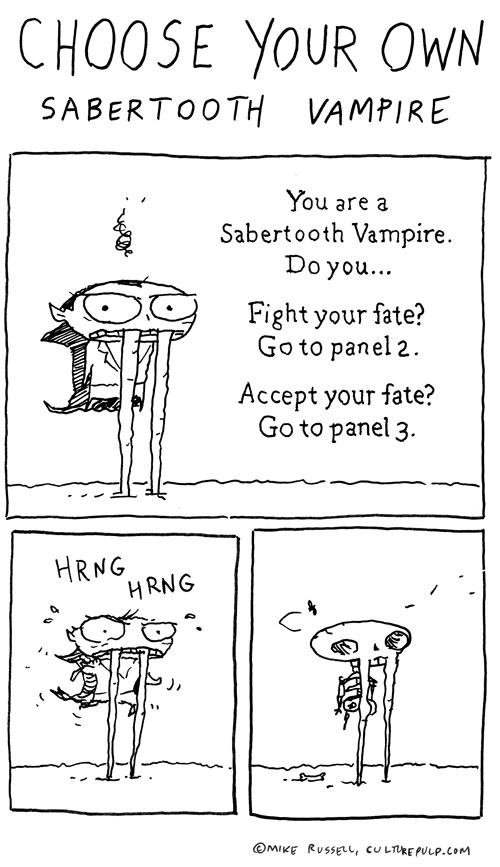 This comic can also be read in linear order